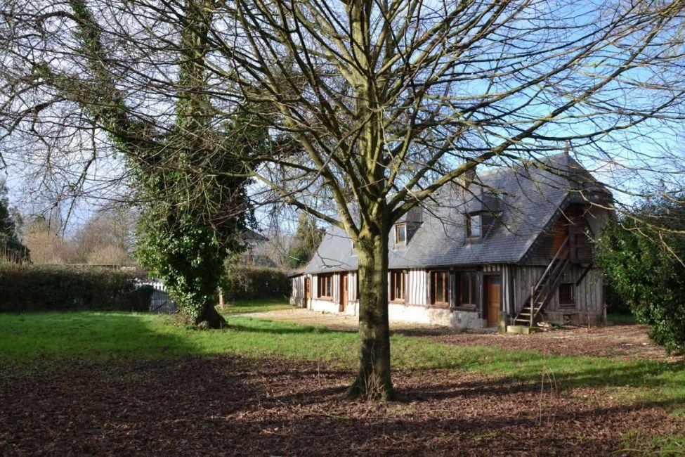 Maison en Normandie.
